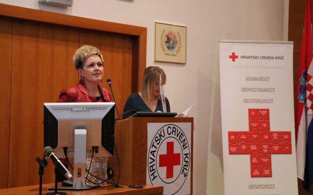 Dodijeljen Velered Hrvatskog Crvenog križa gospodinu Ivanu Kopjaru